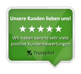 Trustpilot Siegel