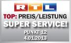 RTL Preis Leistungs Sieger