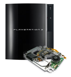 Playstation 3 Laufwerk