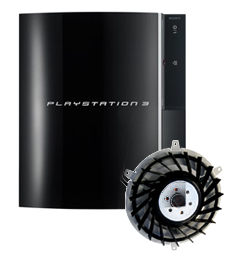 Playstation 3 Lüfter