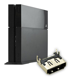 PLaystaion 4 HDMI Reparatur
