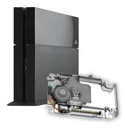 Playstation 4 Laufwerk Austausch