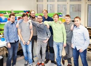 Werkstatt Team Hammerbrook
