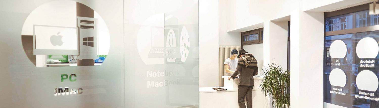 Notebook Macbook Smartphone iPhone, Tablet iPad und PC iMac Reparatur in Hamburg