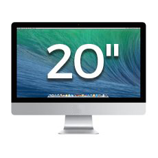 Apple iMac 20 Zoll