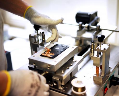 Samsung Reparatur Schritt 3