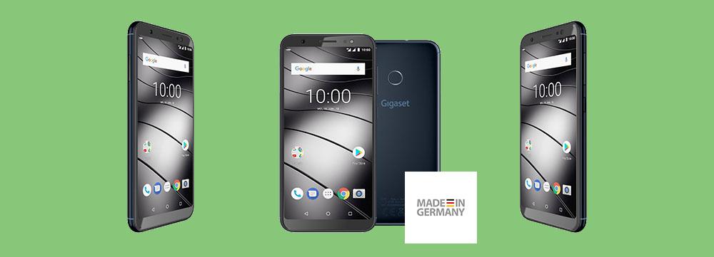gigaset gs185 ein deutsches smartphone mit zukunft