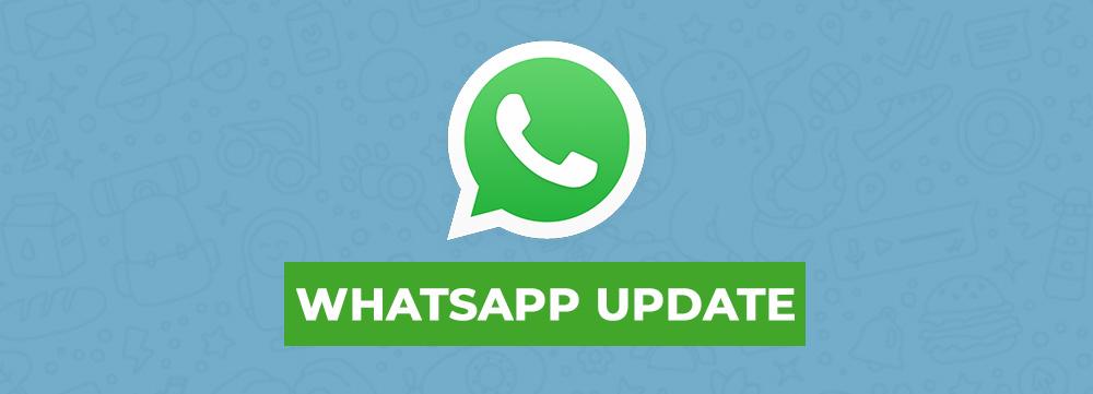Whatsapp Sicherheitsupdate