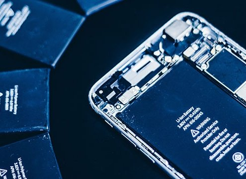 iPhone akku repair