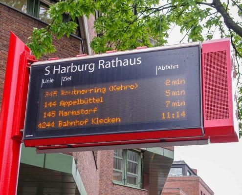 Harburg Haltestelle